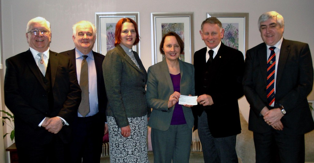 Haven cheque presentation