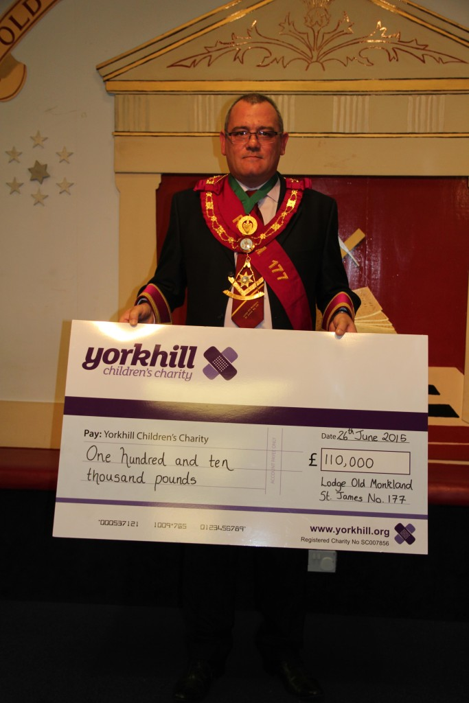 177 Yorkhill Cheque July 2015 RWM Allan Logan