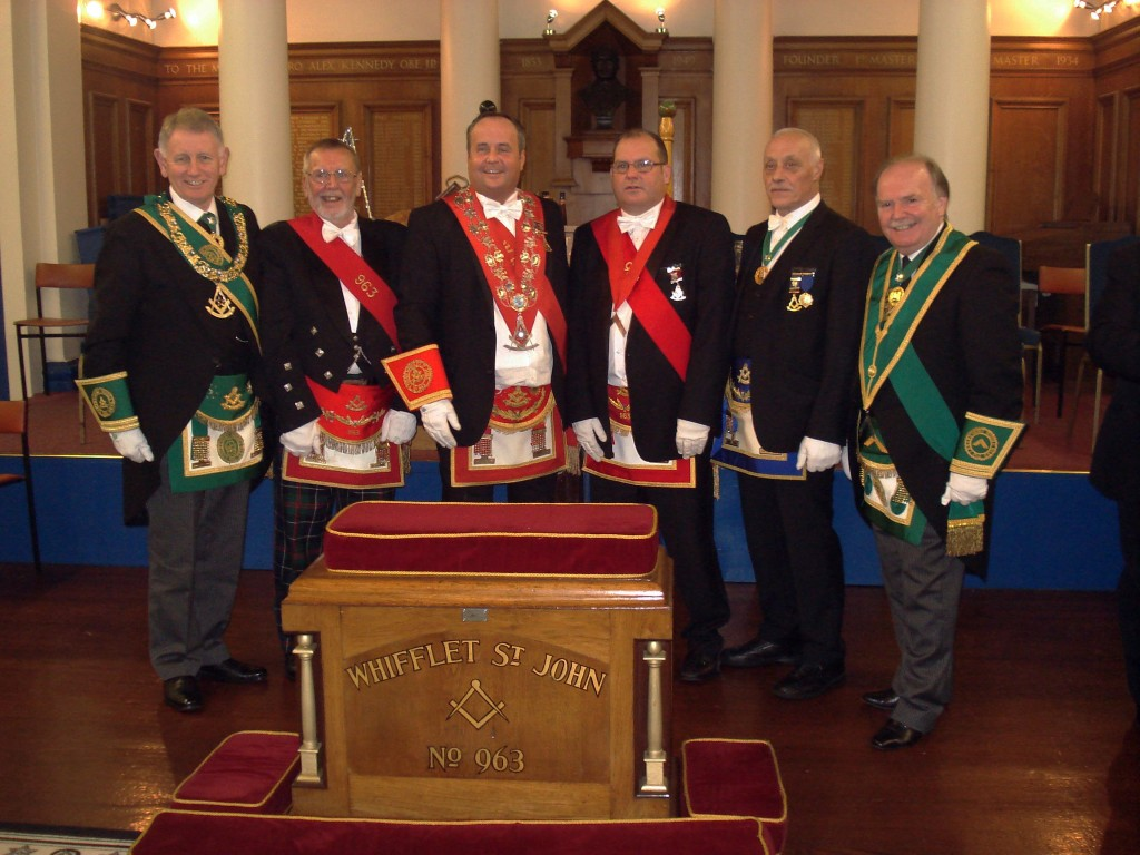 963 Installation Lodge 191215