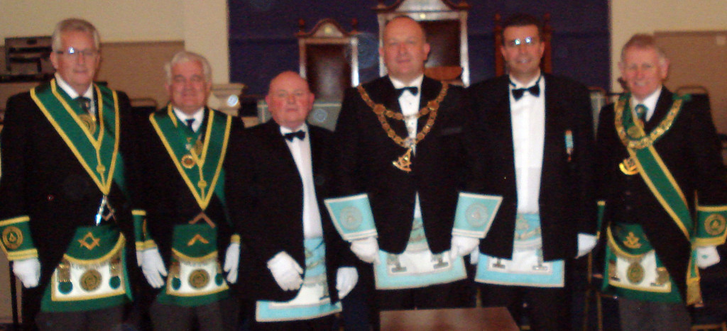 Lodge Kirkhill 1230 Installation 201115
