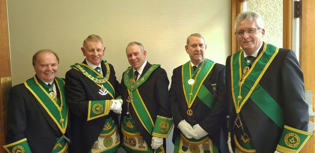PGL Linlithgowshire Installation 050316